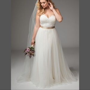 Watters Agatha Wedding Dress